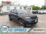 2014 Jeep Grand Cherokee SRT   AWD   LEATHER   NAV   ROOF in London, Ontario
