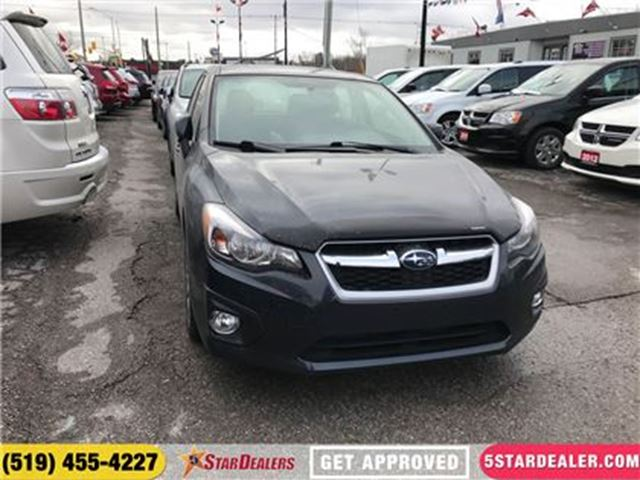 2014 SUBARU IMPREZA 2.0i Sport   ROOF   HEATED SEATS   ONE OWNER in London, Ontario