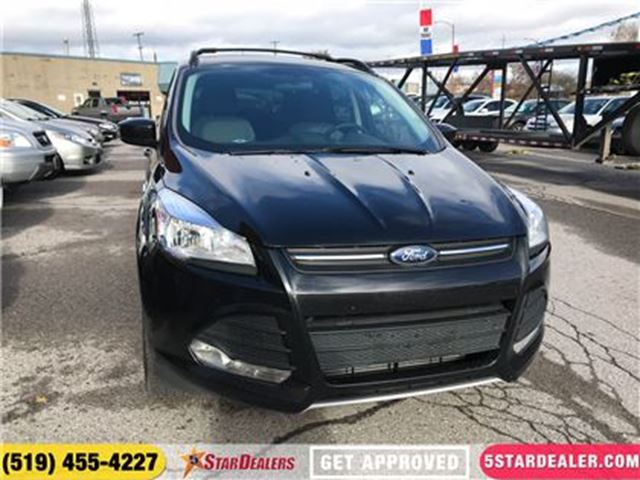 2014 FORD ESCAPE SE   4X4   HEATED SEATS   ECOBOOST in London, Ontario