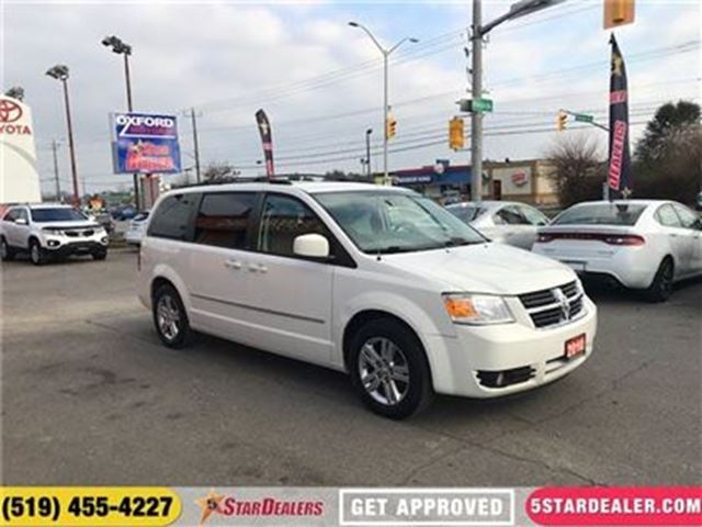2010 DODGE GRAND CARAVAN SE   STOW-N-GO in London, Ontario