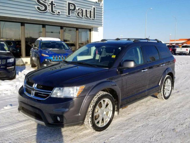 2015 DODGE JOURNEY R/T in St Paul, Alberta