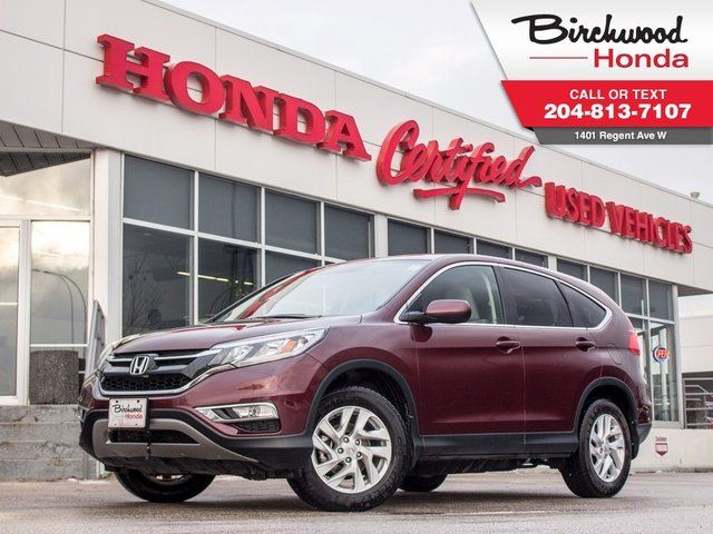 2016 HONDA CR-V SE in Winnipeg, Manitoba