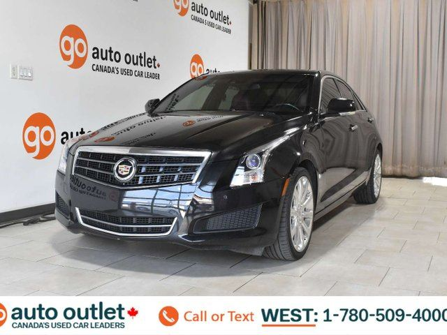 2014 CADILLAC ATS 3.6L Luxury All-wheel Drive AWD in Edmonton, Alberta