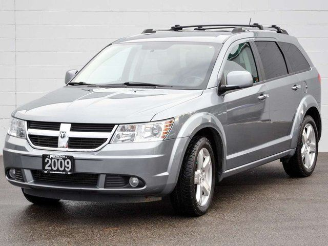 2009 DODGE JOURNEY R/T AWD in Kelowna, British Columbia