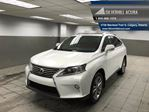 2015 Lexus RX 350 RX 350 Sportdesign Touring Pkg *Navi, Blind Spot Monitor, Leather, Sunroof* in Calgary, Alberta