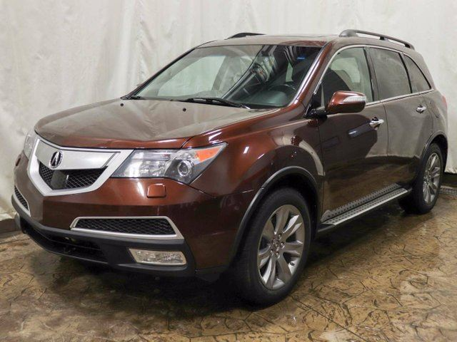 2011 ACURA MDX Elite Package AWD w/ Leather, DVD, Navigation in Edmonton, Alberta