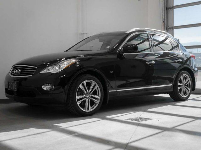 2015 INFINITI QX50 Journey Premium Navigation in Kelowna, British Columbia