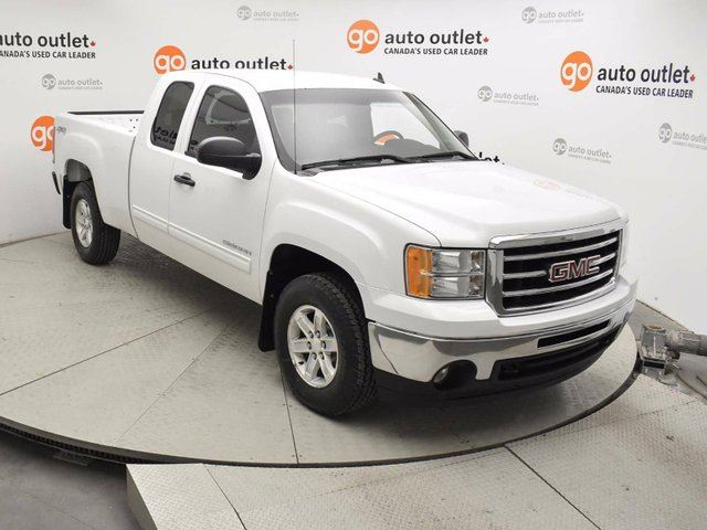 2013 GMC SIERRA 1500 SLE in Red Deer, Alberta