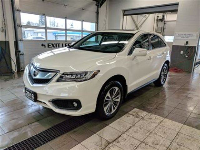 2016 ACURA RDX $2000 OFF Elite Package in Thunder Bay, Ontario