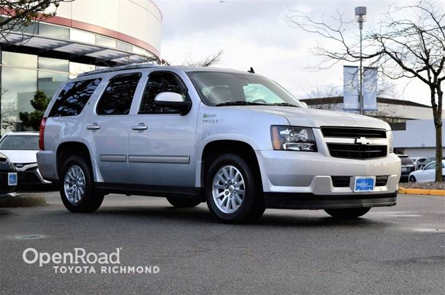 2013 CHEVROLET TAHOE Hybrid LT in Richmond, British Columbia