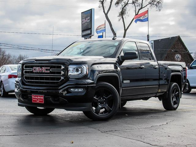 2016 GMC Sierra 1500 Base Double Cab 4WD ** One Owner!  Purchased, S in Virgil, Ontario