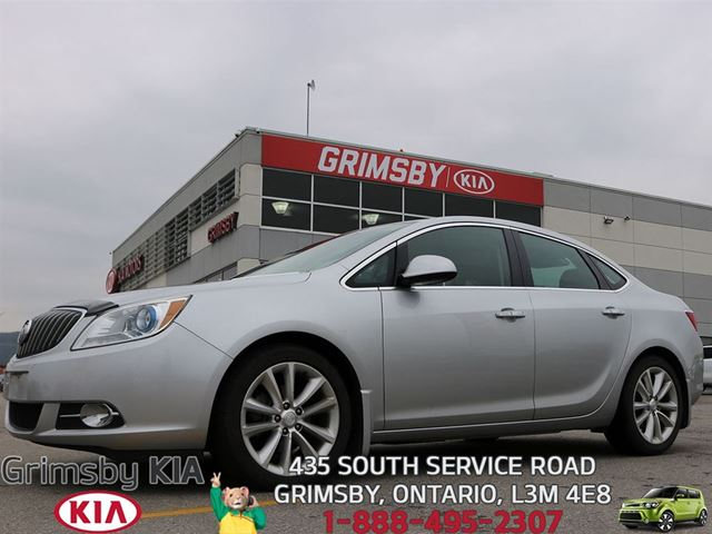 2013 BUICK VERANO Leather Package in Grimsby, Ontario