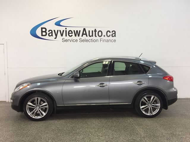 2015 INFINITI QX50 - AWD|3.7L|SUNROOF|HTD LTHR|REV CAM|BLUETOOTH! in Belleville, Ontario