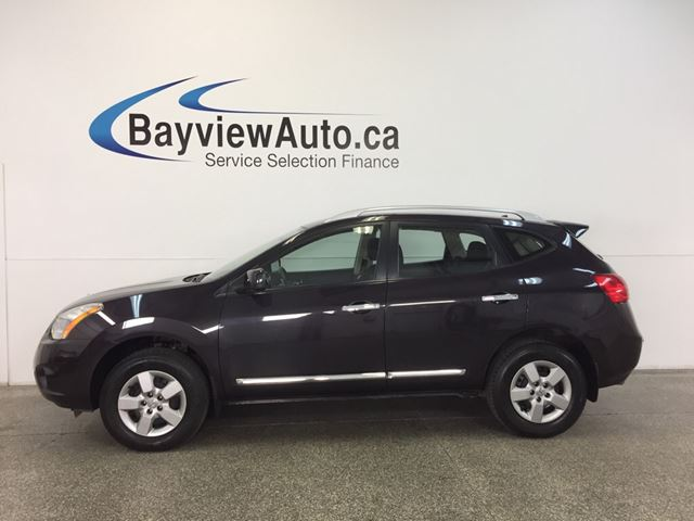 2013 NISSAN ROGUE S - AWD! FULL PWR GROUP! in Belleville, Ontario