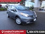 2016 Nissan Versa 1.6 SV in Surrey, British Columbia