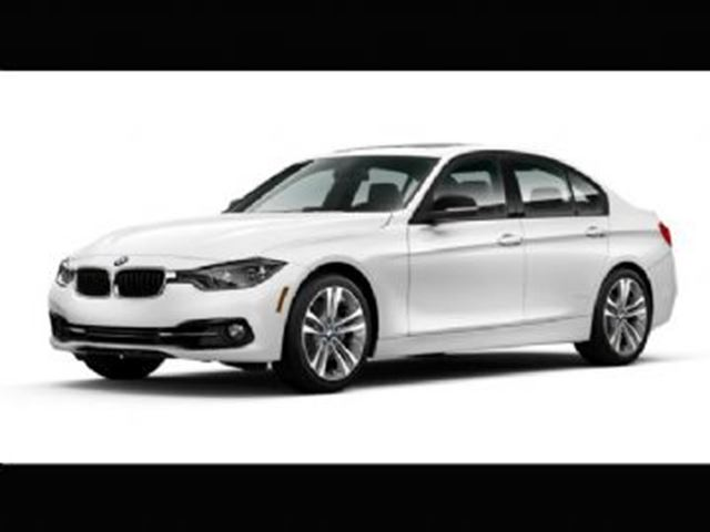 2018 BMW 3 SERIES 330i xDrive Sedan in Mississauga, Ontario