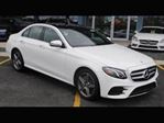 2017 Mercedes-Benz E-Class 4dr Sdn E 300 4MATIC in Mississauga, Ontario
