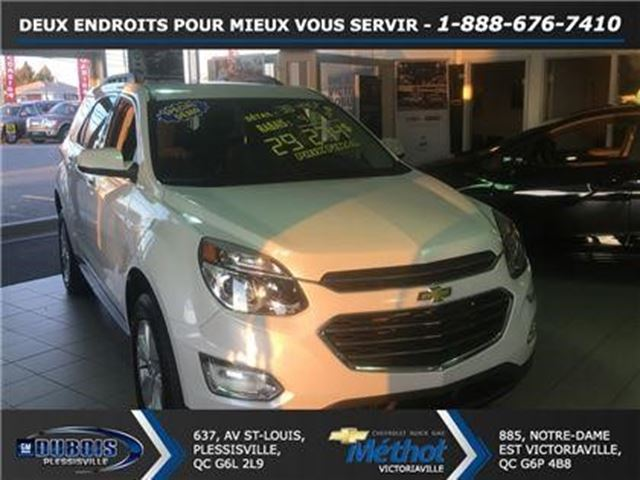 2017 Chevrolet Equinox LT in Plessisville, Quebec