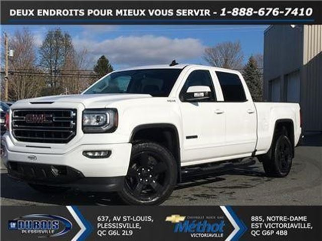 2017 GMC Sierra 1500 SLE in Plessisville, Quebec