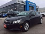 2012 Chevrolet Cruze LT Turbo w/1SA in Pickering, Ontario