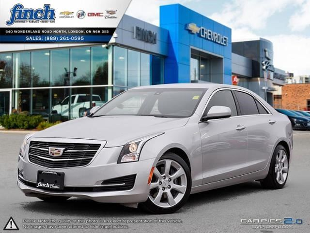 2015 CADILLAC ATS Standard RWD in London, Ontario