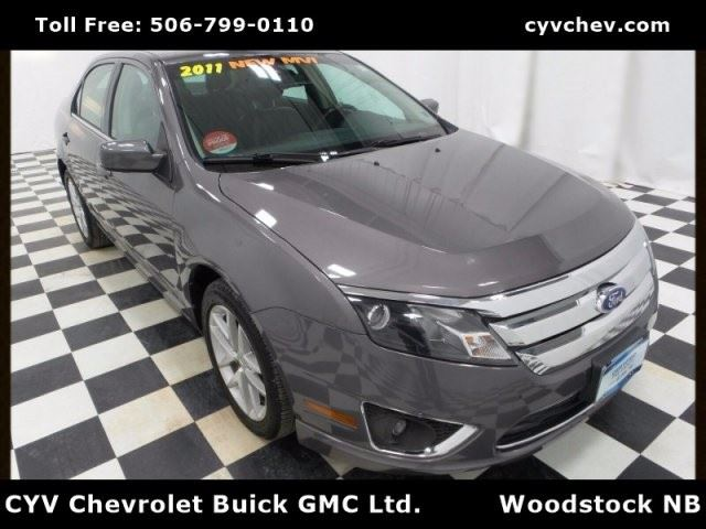 2011 Ford Fusion SEL in Woodstock, New Brunswick