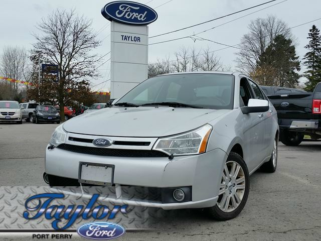 2010 Ford Focus SEL in Port Perry, Ontario