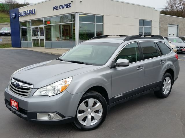 2011 SUBARU OUTBACK 3.6R w/Limited Pkg in Kitchener, Ontario
