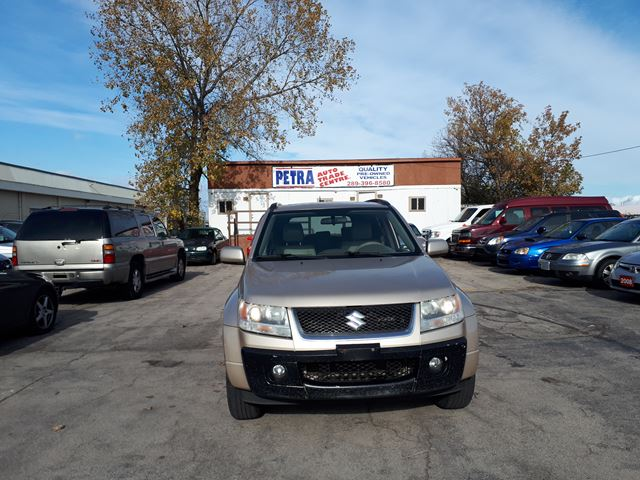 2006 SUZUKI Grand Vitara Luxury in Hamilton, Ontario