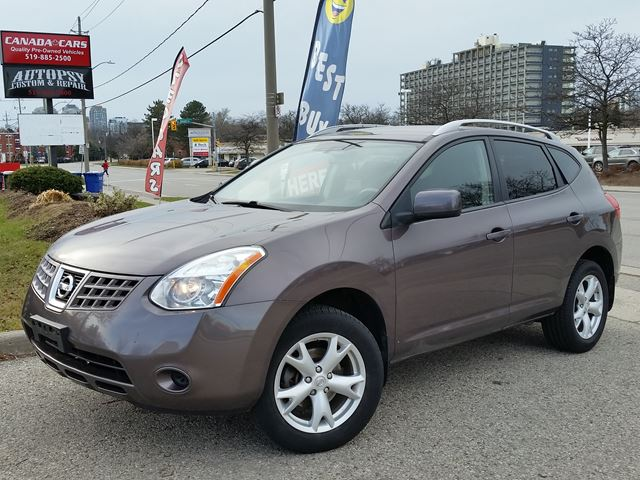 2008 NISSAN ROGUE SL FWD in Waterloo, Ontario