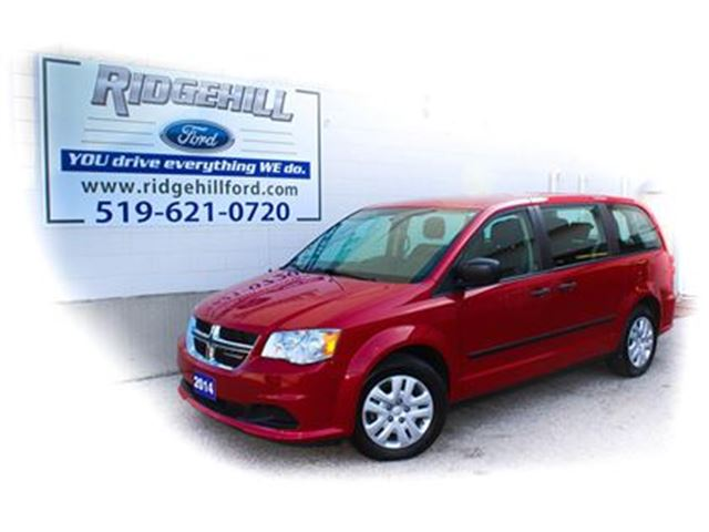 2014 Dodge Grand Caravan SE/SXT in Cambridge, Ontario
