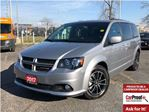 2017 Dodge Grand Caravan GT**LEATHER**DVD**NAV**BACK UP CAMERA** in Mississauga, Ontario