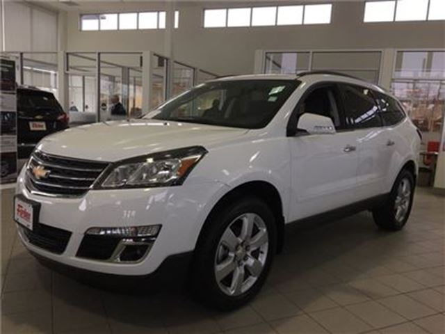 2017 CHEVROLET TRAVERSE LT in Waterloo, Ontario