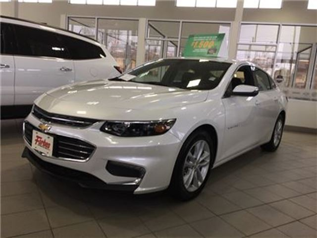 2017 CHEVROLET MALIBU LT in Waterloo, Ontario