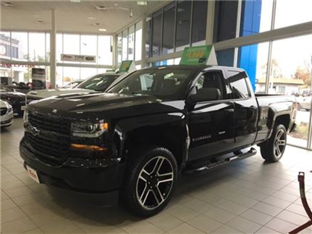 2017 CHEVROLET SILVERADO 1500           in Waterloo, Ontario