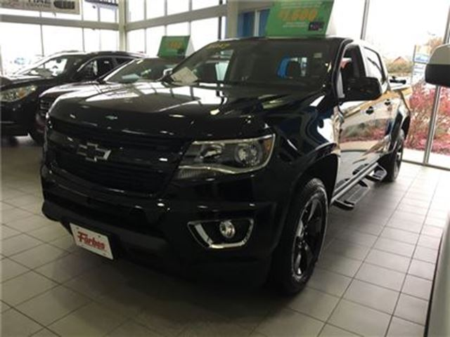 2017 CHEVROLET COLORADO LT in Waterloo, Ontario