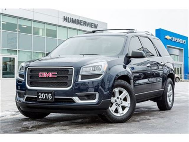2016 GMC ACADIA SLE2 AWD LOW KM  DUAL ROOF REMOTE START in Toronto, Ontario