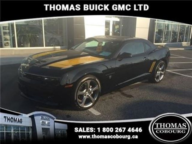 2014 CHEVROLET CAMARO 1LT - one Owner - $152.94 B/W in Cobourg, Ontario