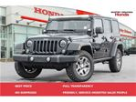 2014 Jeep Wrangler Unlimited Rubicon in Whitby, Ontario