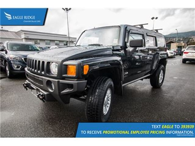 2006 HUMMER H3 Base in Coquitlam, British Columbia