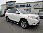 2012 Toyota Highlander Limited 4WD NAVIGATION LEATHER 7 PASSENGERS . in Ottawa, Ontario