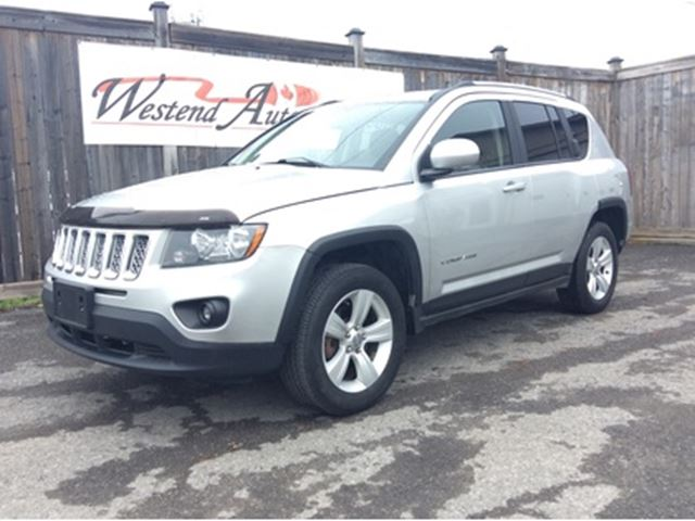 2014 JEEP COMPASS North in Ottawa, Ontario