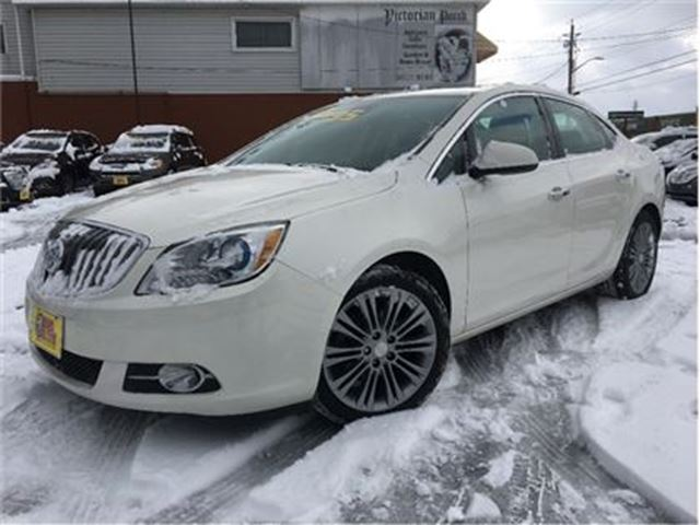 2014 BUICK VERANO Leather Package MOON ROOF BACK UP CAMERA in St Catharines, Ontario