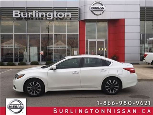 2017 NISSAN ALTIMA 2.5 SL in Burlington, Ontario
