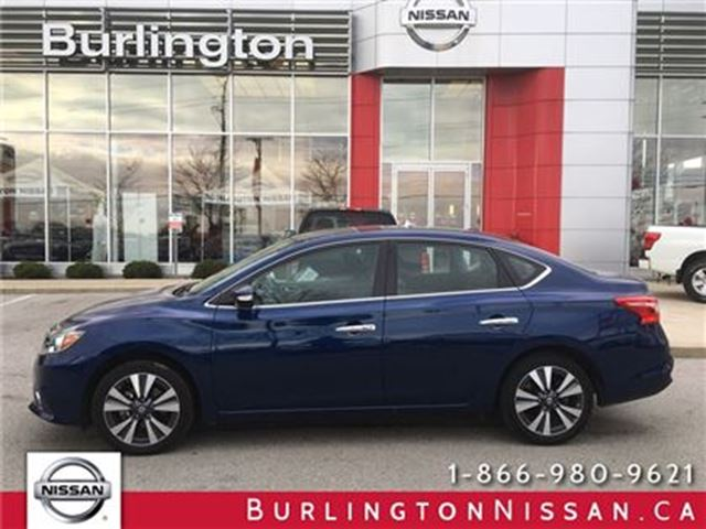 2017 NISSAN SENTRA SL in Burlington, Ontario