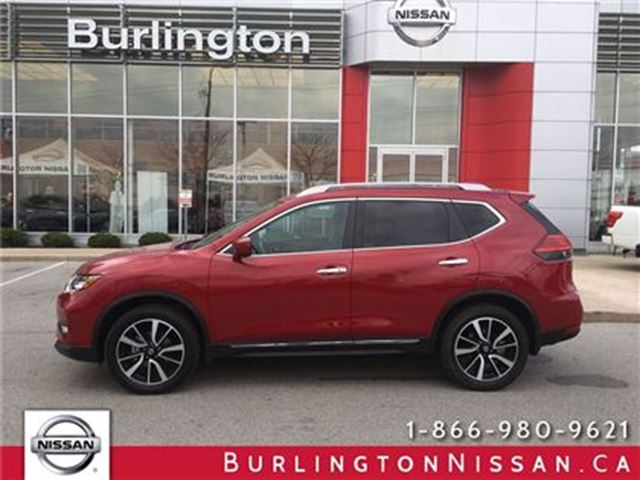 2017 NISSAN ROGUE SL Platinum in Burlington, Ontario