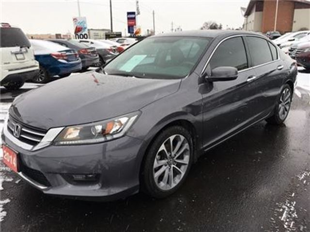 2014 HONDA ACCORD Sport in Stratford, Ontario