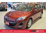 2010 Mazda MAZDA3 Sport GS SUNROOF, ALLOYS, BLUETOOTH in Milton, Ontario