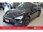 2016 Scion FR-S 6 Speed Manual, Backup Camera, New Tires in Milton, Ontario