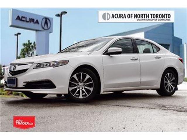 2017 ACURA TLX 2.4L P-AWS w/Tech Pkg Only10268km Accident Free GP in Thornhill, Ontario